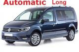 VW Caddy Maxi long for extra luggage a/c 7 passenger Automatic Minivan _ ..