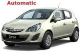 Opel Corsa a/c 5 door 5 Passenger Automatic or Similar
