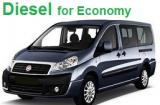 Fiat Scudo a/c 9 Passenger Minivan Diesel Manual or Similar Group..
