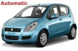 Suzuki Splash Automatic 1.2 a/c 5 door 4 passenger or Similar Group BA